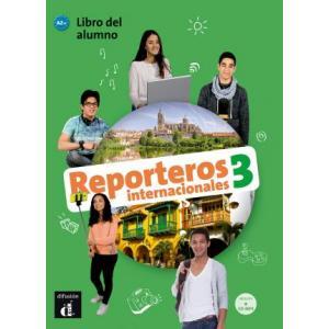 Reporteros internacionales 3. Podręcznik + CD