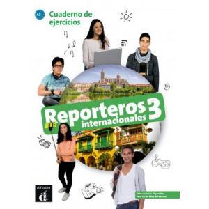 Reporteros internacionales 3. Ćwiczenia