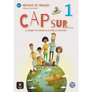 Cap Sur 1. Zeszyt ćwiczeń + CD