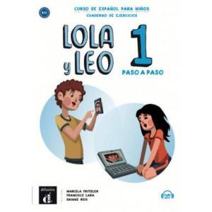 Lola y Leo paso a paso 1. Język hiszpański. Ćwiczenia