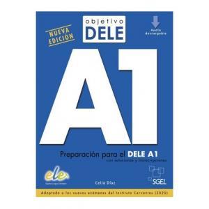 Objetivo DELE A1 książka + audio online /2020/