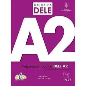Objetivo DELE A2 książka + audio online /2020/