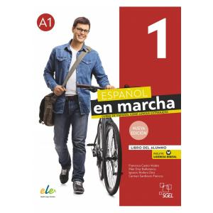 Espanol en marcha 1 podręcznik + licencja digital 3 edicion