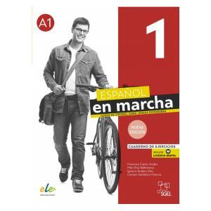 Espanol en marcha 1 ćwiczenia + licencja digital 3 edicion