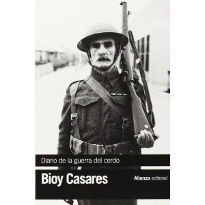 LH Casares, Diario de la guerra del credo