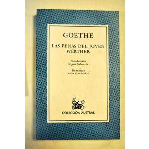 LH Goethe. Las penas del joven Werher