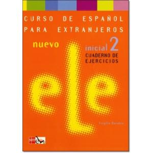 Nuevo Ele inicial 2 ćwiczenia + CD Audio