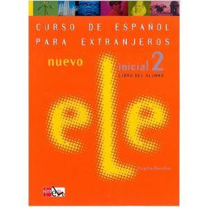 Nuevo Ele inicial 2 podręcznik + CD Audio
