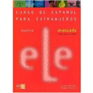 Nuevo ELE Avanzato podręcznik + CD