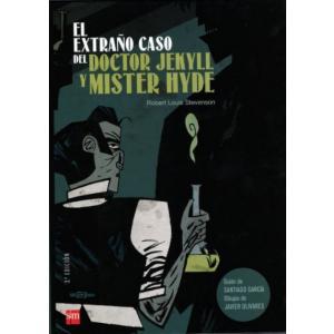 El Extrano caso del Doctor Jekyll y Mister Hyde /komiks/