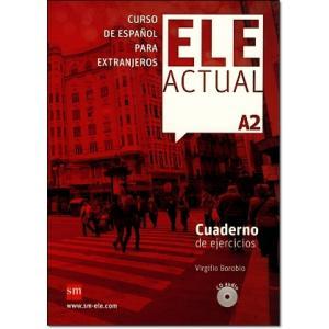 ELE Actual A2 ćwiczenia + CD