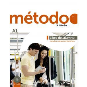 Metodo de Espanol 1 A1. Podręcznik + CD