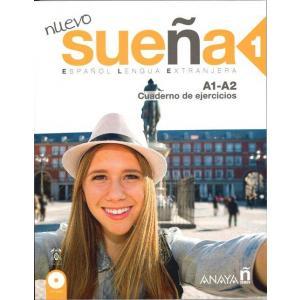 Nuevo Suena 1 A1-A2. Ćwiczenia + CD