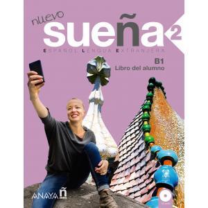 Nuevo Suena 2 B1. Podręcznik