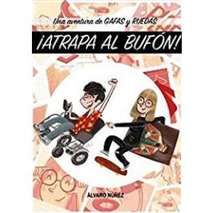 LH Gafas y Ruedas Atrapa al bufon A1-A2 /komiks/