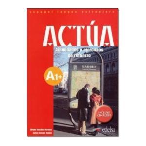 Actua A1 podręcznik + CD