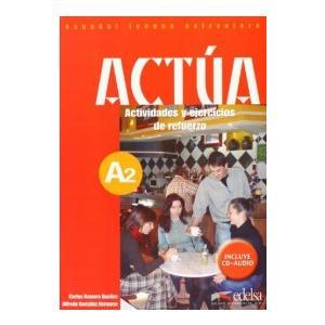 Actua A2 podręcznik + CD