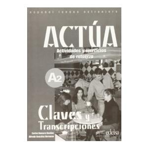 Actua A2 klucze