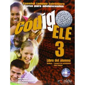 Codigo Ele 3 podręcznik + CD