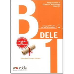 DELE B1 Nuevo Examen. Podręcznik + CD