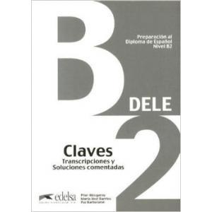 DELE B2 Intermedio. Klucz