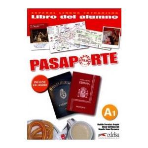 Pasaporte 1 Podręcznik + CD