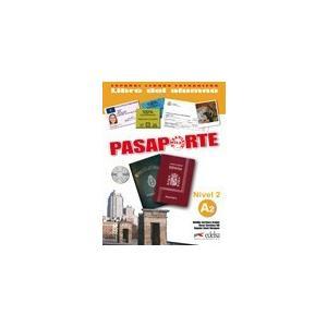 Pasaporte 2 Podręcznik + CD
