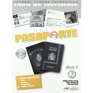 Pasaporte 2. Ćwiczenia + CD