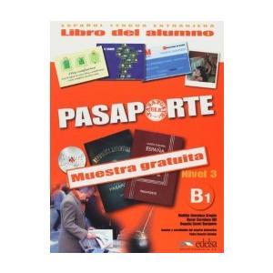 Pasaporte 3 podręcznik +CD
