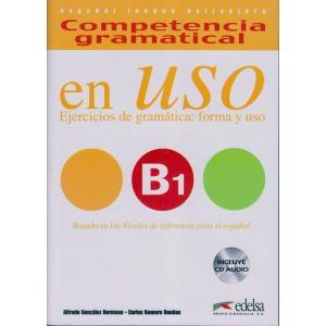 Uso B1. Ejercicios de gramatica forma y uso. Libro +CD