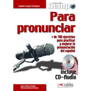 Tiempo Para Pronunciar + CD