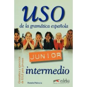 Uso de la Gramatica Junior Intermedio