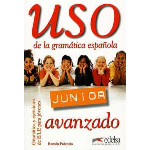 Uso de la Gramatica Junior Avanzado. Podręcznik