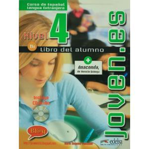 Joven.es 4 podręcznik +CD