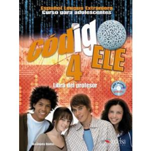 Codigo Ele 4 przewodnik metodyczny + CD