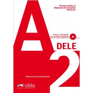 Preparacion al Dele A2 podręcznik + CD