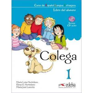Colega 1. Podręcznik z Ćwiczeniami + CD