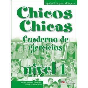 Chicos Chicas 1. Ćwiczenia