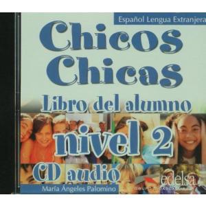 Chicos Chicas 2 CD-Audio