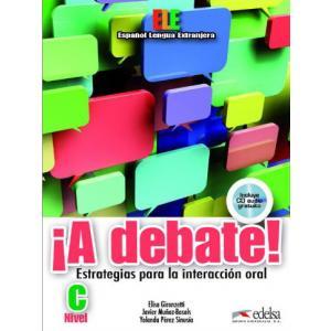 A debate! podręcznik +CD