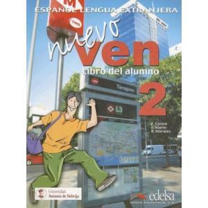 Ven Nuevo 2 podręcznik + CD
