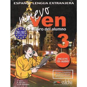 Ven Nuevo 3 podręcznik + CD