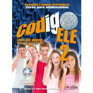 Codigo ELE 2 podręcznik + CD