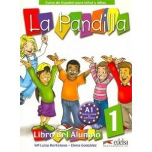 La Pandilla 1 Podręcznik + Ćwiczenia