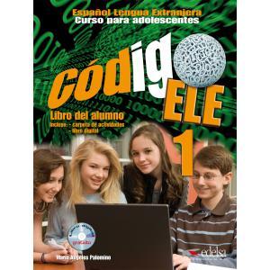 Codigo ELE 1 podręcznik + CD