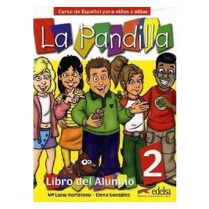 La Pandilla 2 Podręcznik + Ćwiczenia
