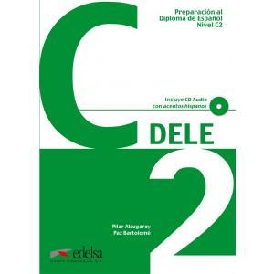 Preparacion Dele C2. Podręcznik + Audio CD