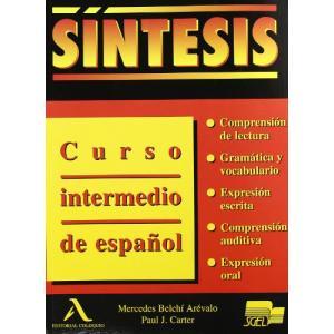 Sintesis. Curso Intermedio de Espanol