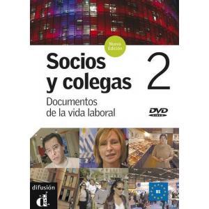 Socios y Colegas 2. DVD