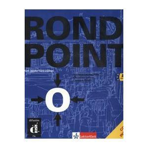 Rond Point 1 podręcznik + CD